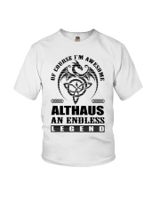 ALTHAUS-awesome legend Shirt Youth T-Shirt thumbnail