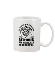 ALTHAUS-awesome legend Shirt Mug thumbnail