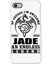 JADE-awesome legend Shirt Phone Case thumbnail