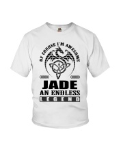 JADE-awesome legend Shirt Youth T-Shirt thumbnail
