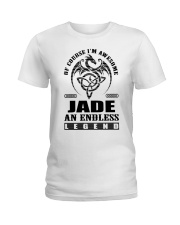 JADE-awesome legend Shirt Ladies T-Shirt thumbnail