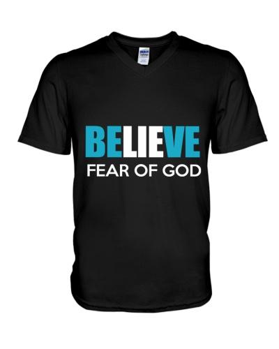 Believe fear of god