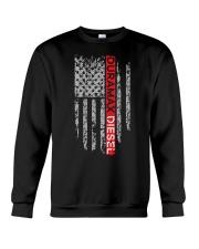 Duramax Diesel Flag Shirt Crewneck Sweatshirt thumbnail