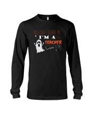 You Cant Scare Me Im A Teacher T-shirt Long Sleeve Tee thumbnail