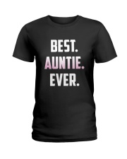 Best Auntie Ever T-Shirt Great Gift For Favorit Ladies T-Shirt thumbnail