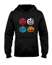Pumpkin Icon Halloween Funny T-Shirt Hooded Sweatshirt thumbnail