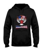 Meowica - Funny Tiger T-shirt Hooded Sweatshirt thumbnail