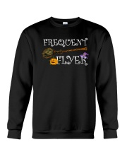 Frequent Flyer T-shirt Crewneck Sweatshirt thumbnail