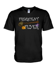 Frequent Flyer T-shirt V-Neck T-Shirt thumbnail