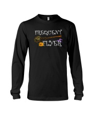 Frequent Flyer T-shirt Long Sleeve Tee thumbnail