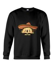 Funny Taco T Shirt Crewneck Sweatshirt thumbnail