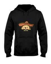 Funny Taco T Shirt Hooded Sweatshirt thumbnail