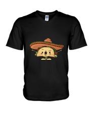 Funny Taco T Shirt V-Neck T-Shirt thumbnail