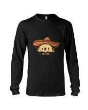 Funny Taco T Shirt Long Sleeve Tee thumbnail