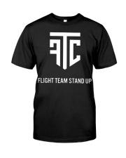 Flight Ftc Merch Classic T-Shirt front
