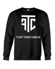 Flight Ftc Merch Crewneck Sweatshirt thumbnail