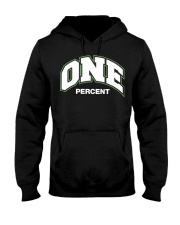 one percent merch Hooded Sweatshirt thumbnail