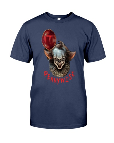 Pennywise IT Horror Outfit