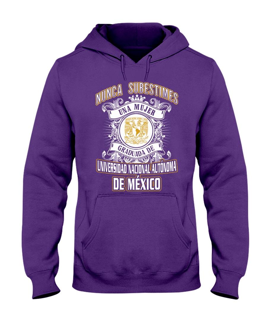 EDICION LIMITADA - GRADUADOS DE: UNAM Hooded Sweatshirt