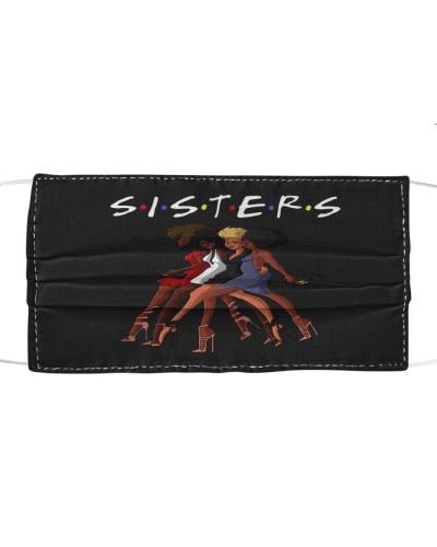 Black Sisters Mask
