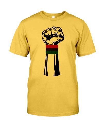 Black Power Fist TT