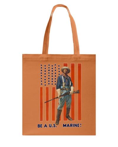 Be A US Marine