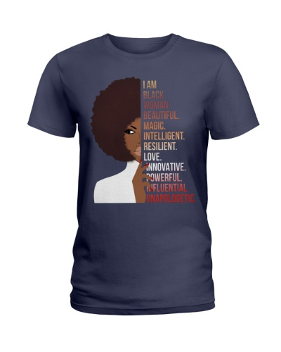 I Am Black Woman