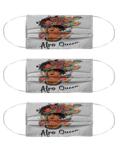 Afro Queen Mask