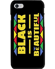 Black Is Beautiful African American Pride Phone Case thumbnail
