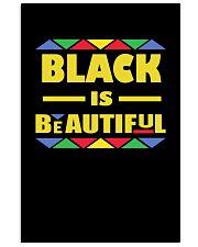 Black Is Beautiful African American Pride 16x24 Poster thumbnail