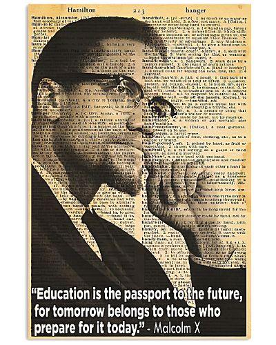 Malcolm - Black Lives Matter