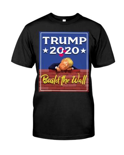 Trump Build The Wall 2020