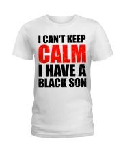 Can't Keep Calm  TT Ladies T-Shirt thumbnail