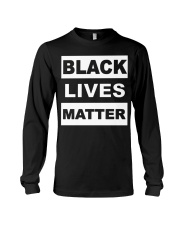 Giyuan Black Lives Matter Long Sleeve Tee thumbnail