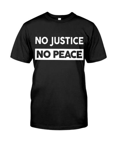 No Justice No Peace Style