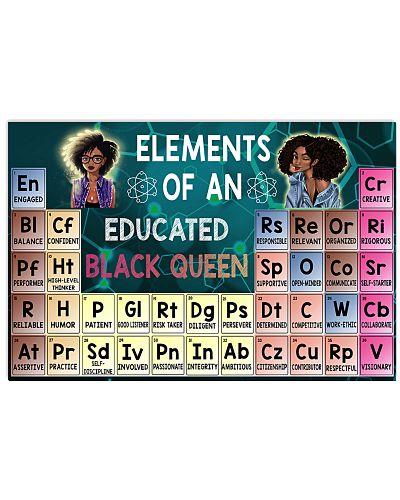Black Queen Educated