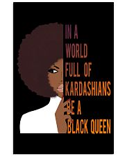 Be A Black Queen Beautiful And Magic 16x24 Poster thumbnail