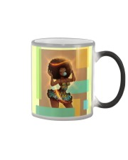 Black Girl Dancer 001 Color Changing Mug thumbnail