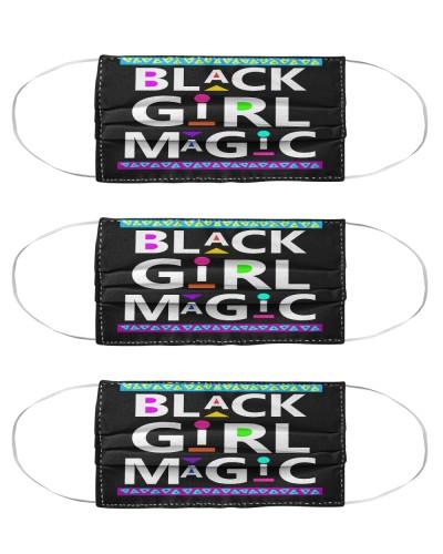 Black Girl Magic Mask