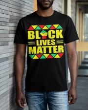 Black Lives Matter TT22 Classic T-Shirt apparel-classic-tshirt-lifestyle-front-40