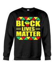 Black Lives Matter TT22 Crewneck Sweatshirt thumbnail