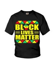 Black Lives Matter TT22 Youth T-Shirt thumbnail