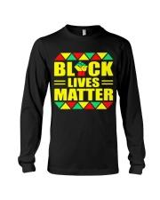 Black Lives Matter TT22 Long Sleeve Tee thumbnail