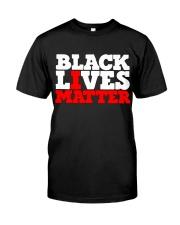 Black Lives Matter 01  Classic T-Shirt front