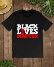 Black Lives Matter 01  Classic T-Shirt lifestyle-mens-crewneck-front-18