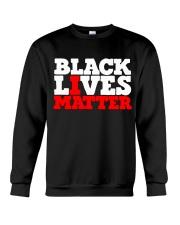 Black Lives Matter 01  Crewneck Sweatshirt thumbnail