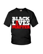 Black Lives Matter 01  Youth T-Shirt thumbnail