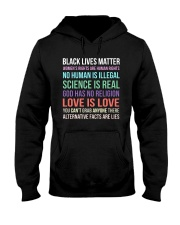 Black Lives Matter 25 Hooded Sweatshirt thumbnail