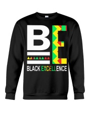 Black Excellence 2 Crewneck Sweatshirt thumbnail