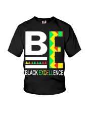 Black Excellence 2 Youth T-Shirt thumbnail